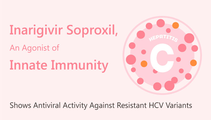 Inarigivir Soproxil Innate Immunity agonist Antiviral HCV 2019 03 29 - Inarigivir Soproxil as an Agonist of Innate Immunity with Potent Antiviral Activity