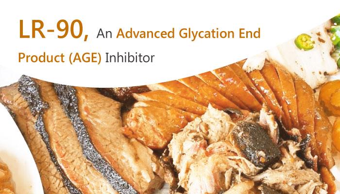 LR 90 - LR-90, An Anti-Inflammatory AGE Inhibitor