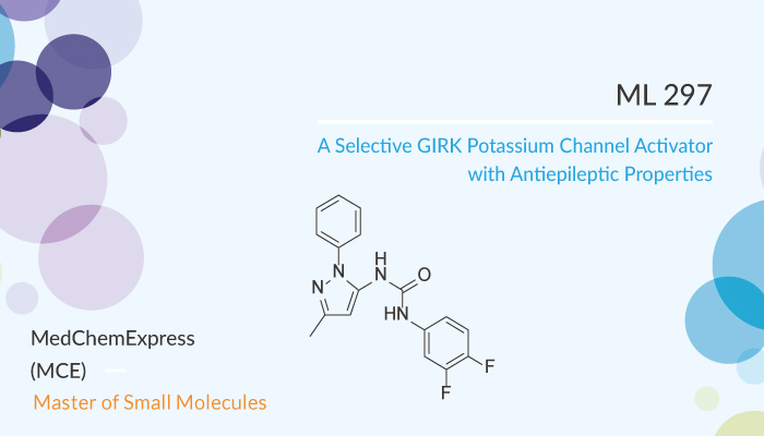 ML 297 is a Selective GIRK Potassium Channel Activator with Antiepileptic Properties 2020 02 15 - ML 297 is a Selective GIRK Potassium Channel Activator with Antiepileptic Properties